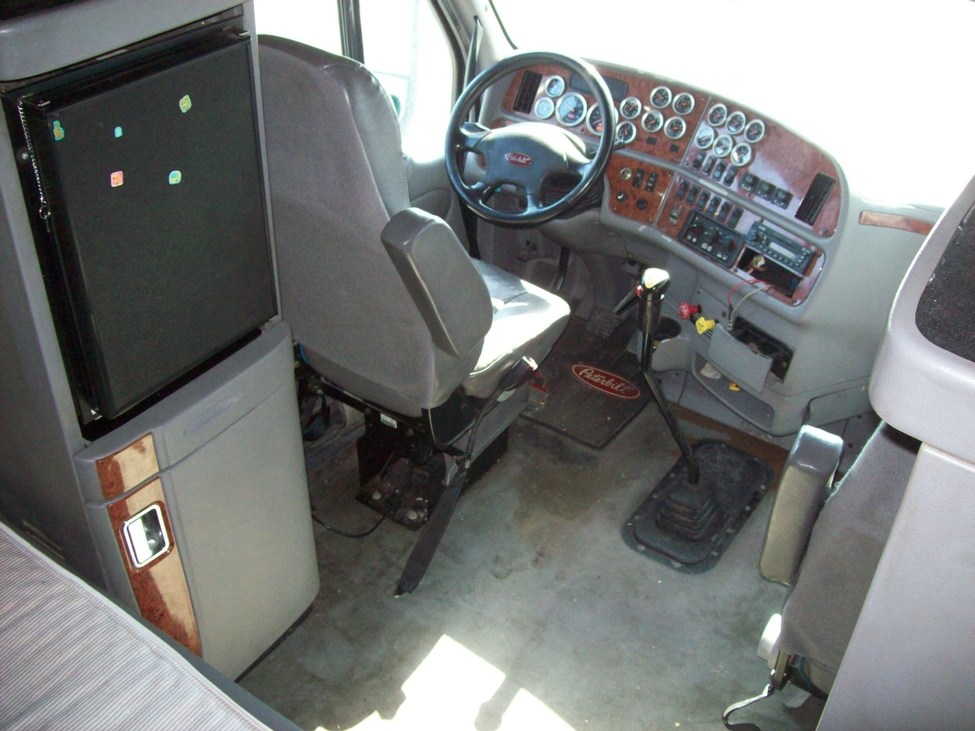 Peterbilt Truck Interior Pictures Autos Post