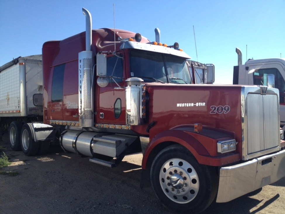 Used 2005 Western Star 4900ex For Sale Truck Center