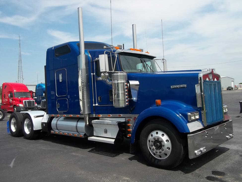 Used Car Dealerships In Jackson Ms >> Used 2006 Kenworth W900 for Sale! : Truck Center Companies ...