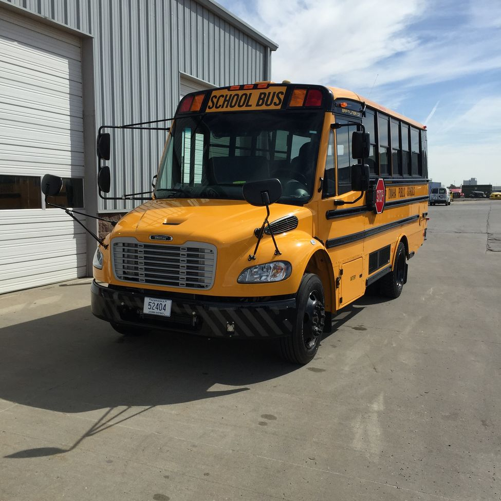 New 2018 Thomas Built Buses C2 for Sale! : Truck Center