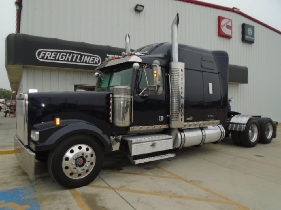 Used 2007 western star 4900ex for sale truck center companies used 2007 western star 4900ex for sale publicscrutiny Image collections