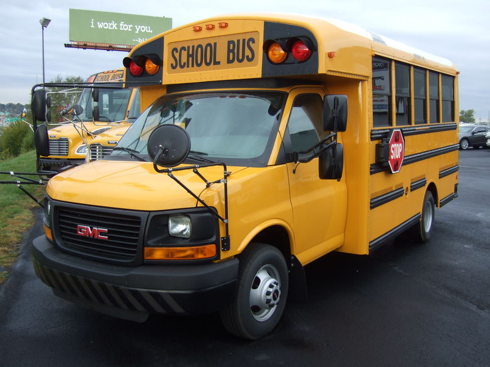 New 2014 Thomas Built Buses Type A for Sale! : Truck Center