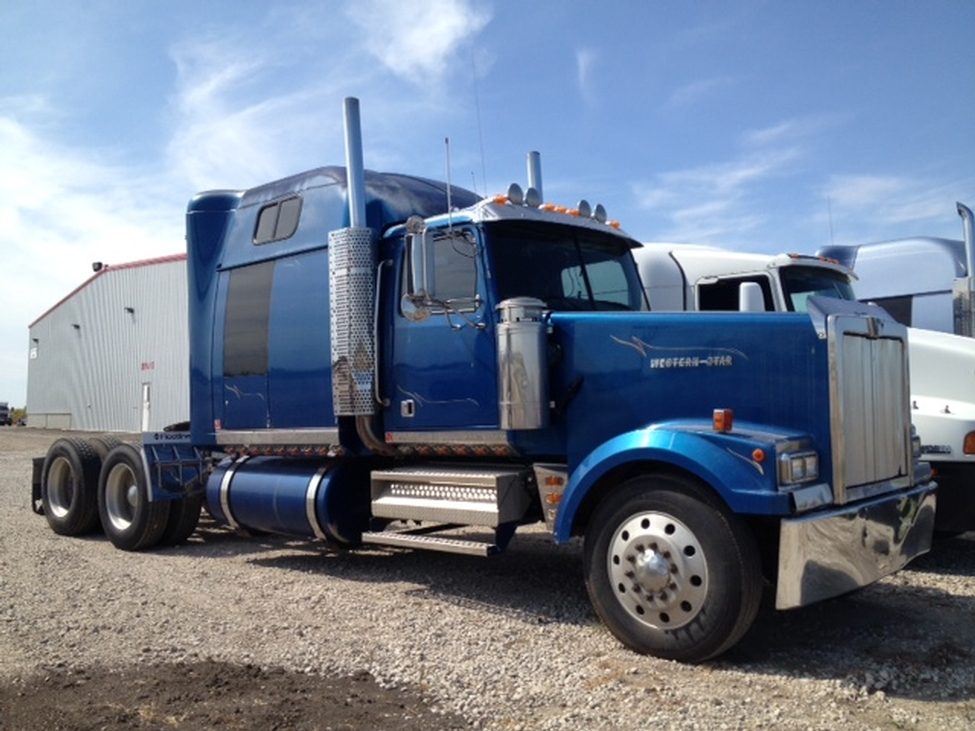 Used Truck Dealerships >> Used 1999 Western Star 4964EX for Sale! : Truck Center Companies - Nebraska, Kansas, Iowa Truck ...