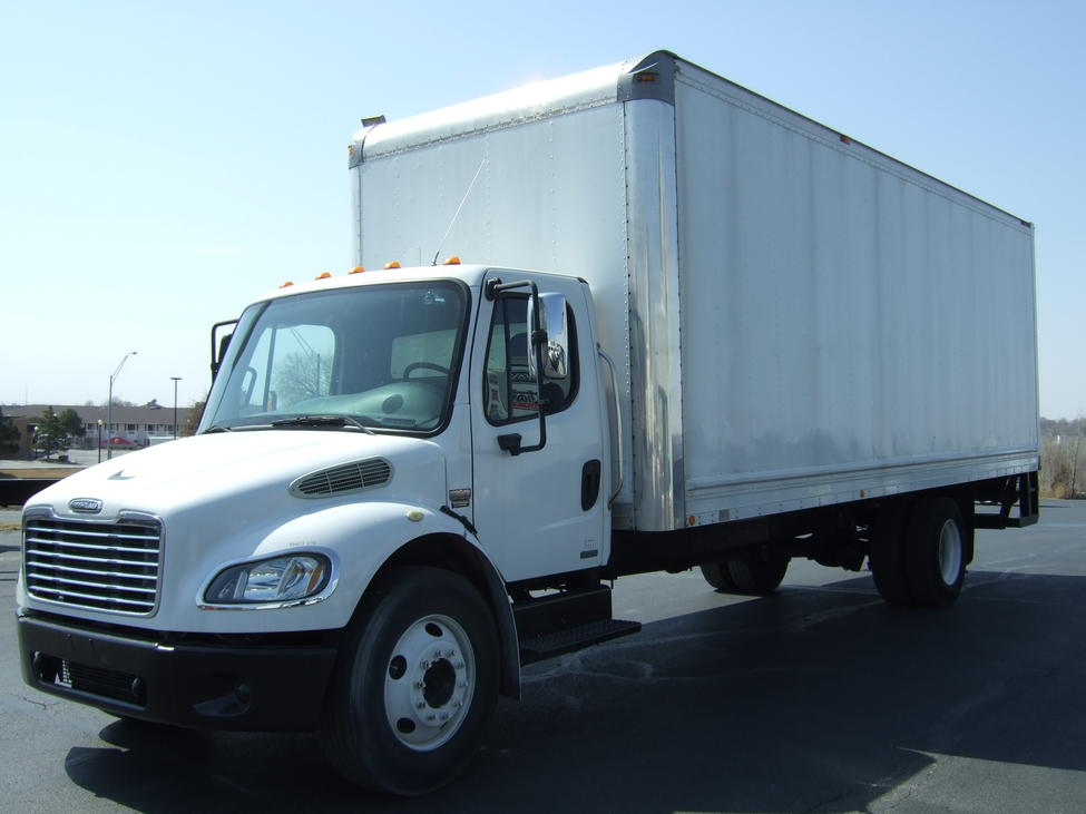Used 2006 Freightliner M2 106 For Sale Truck Center