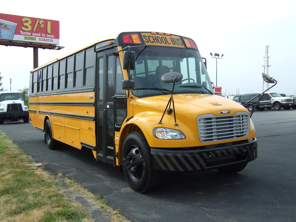 New 2013 Thomas Built Buses C2 For Sale Truck Center