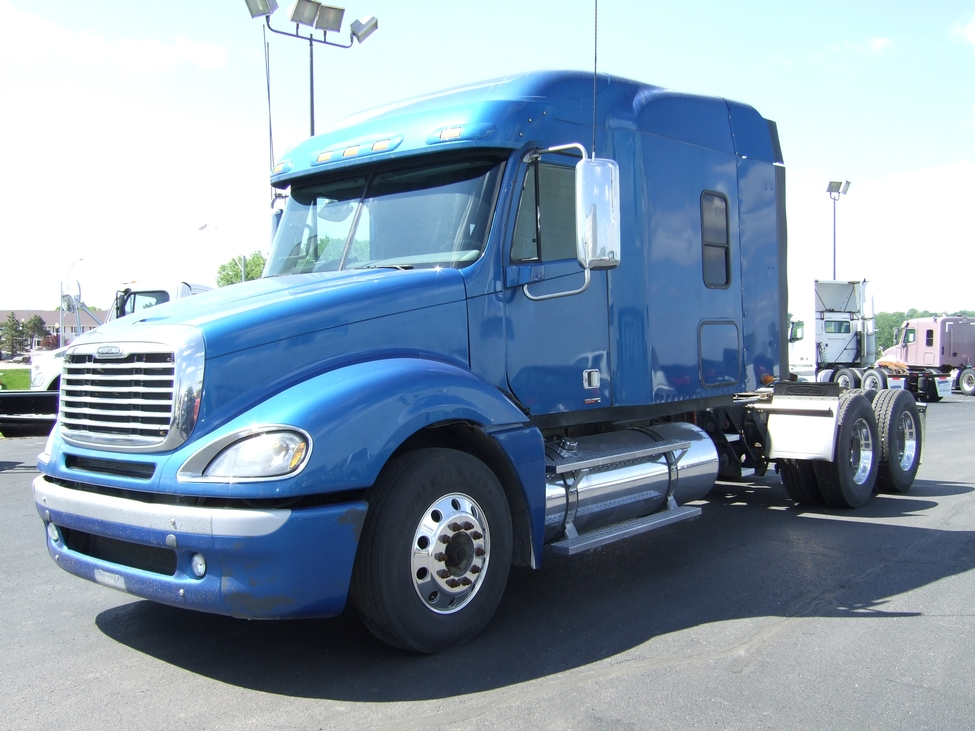 Used 2008 Freightliner Cl120 Mrxt For Sale Truck Center