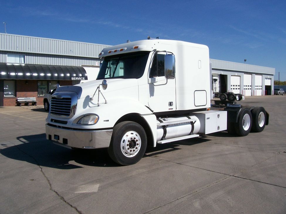 2007 freightliner columbia cl120 for 2007 freightliner columbia interior