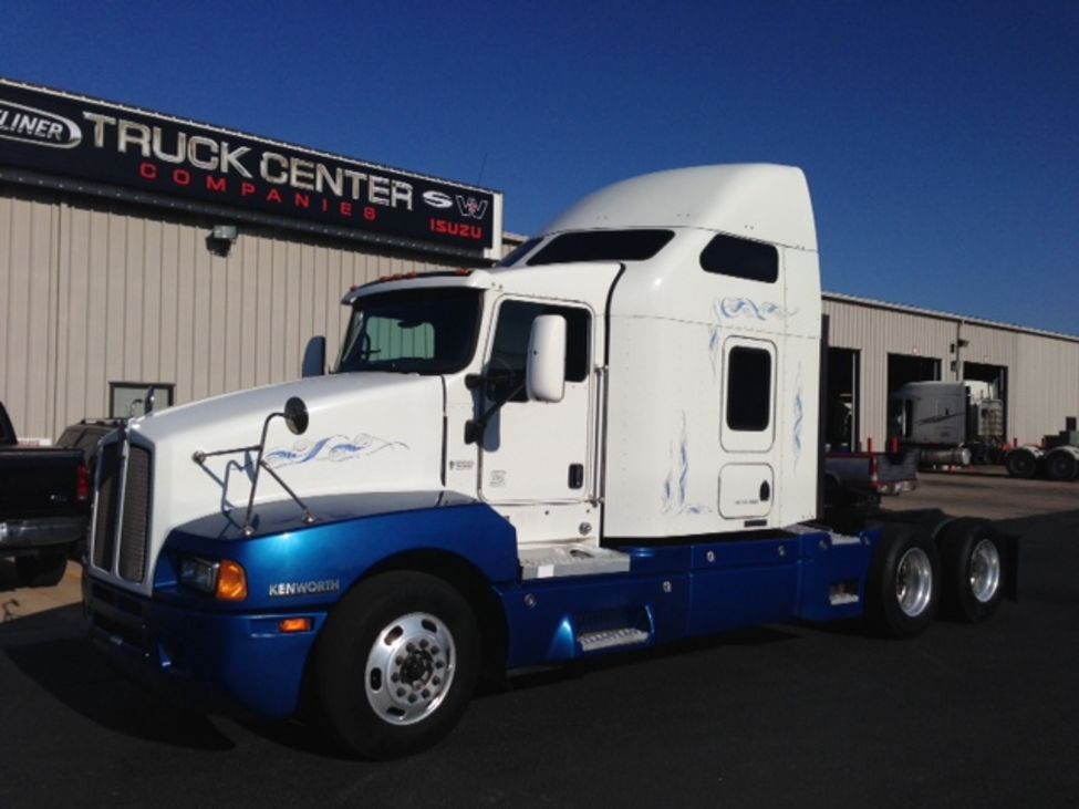 Used 2007 Kenworth T660 for Sale! : Truck Center Companies