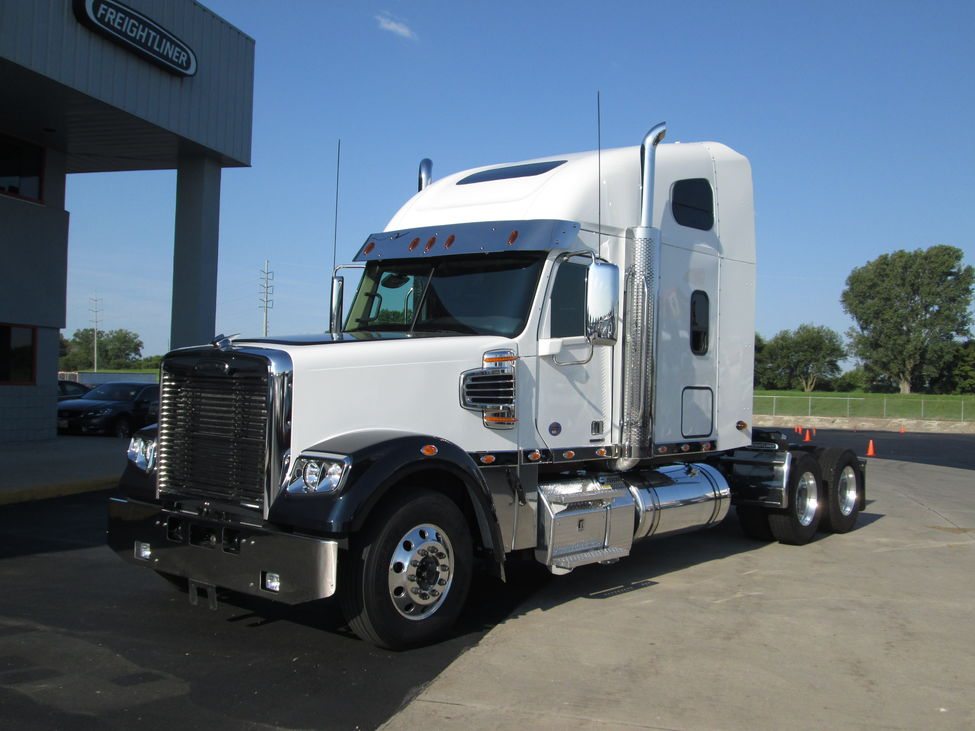 new 2016 freightliner cc132 for sale truck center companies nebraska kansas iowa truck. Black Bedroom Furniture Sets. Home Design Ideas
