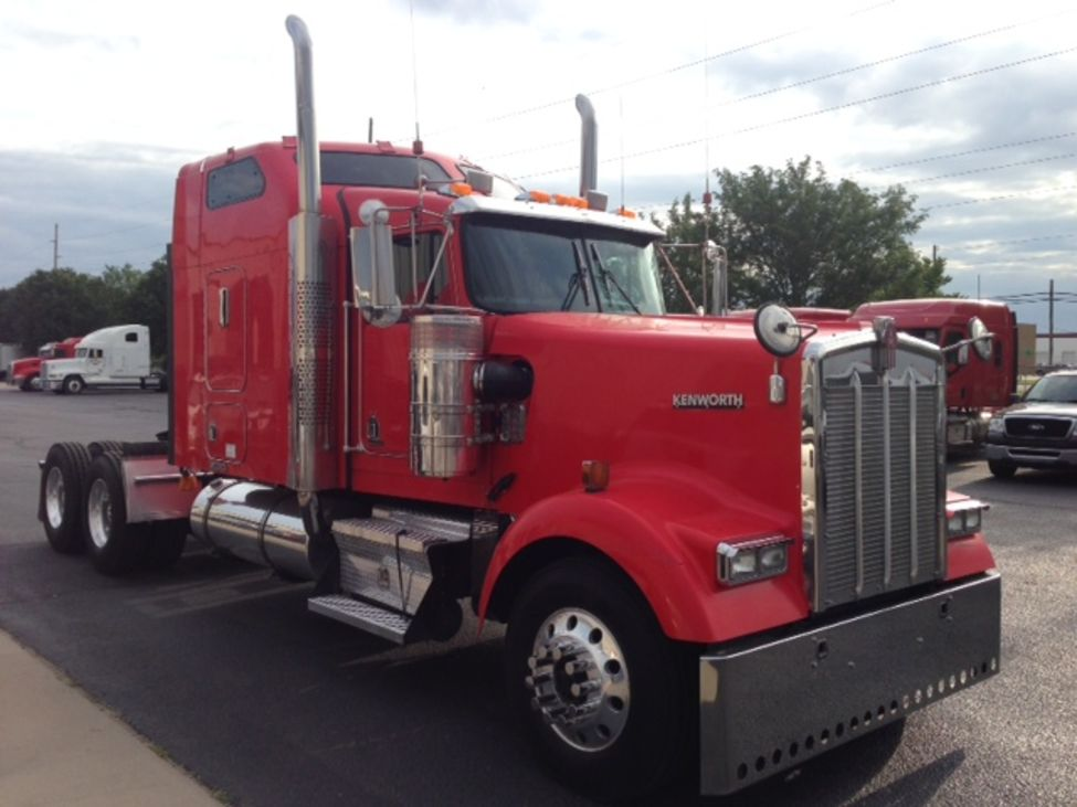 Used 2006 Kenworth W900 For Sale    Truck Center Companies