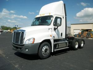 2012 Freightliner Cascadia CA125