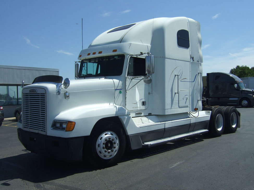 Used Truck Dealerships >> Used 2001 Freightliner FLD120 for Sale! : Truck Center Companies - Nebraska, Kansas, Iowa Truck ...