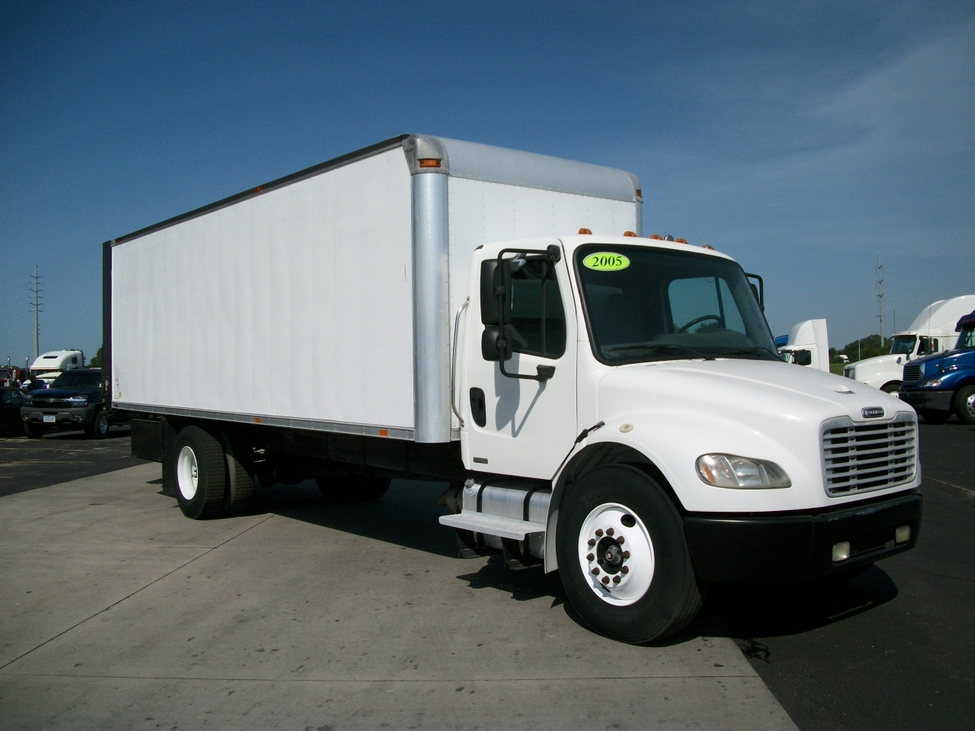 Used 2005 Freightliner M2 106 For Sale Truck Center