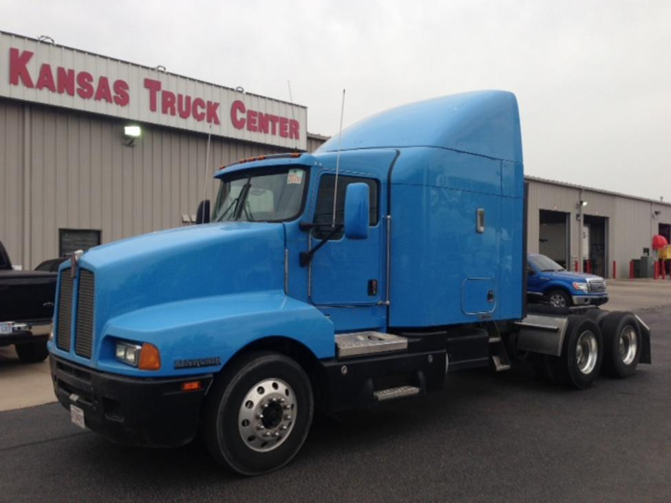 Used Truck Dealerships >> Used 2007 Kenworth T600 for Sale! : Truck Center Companies ...